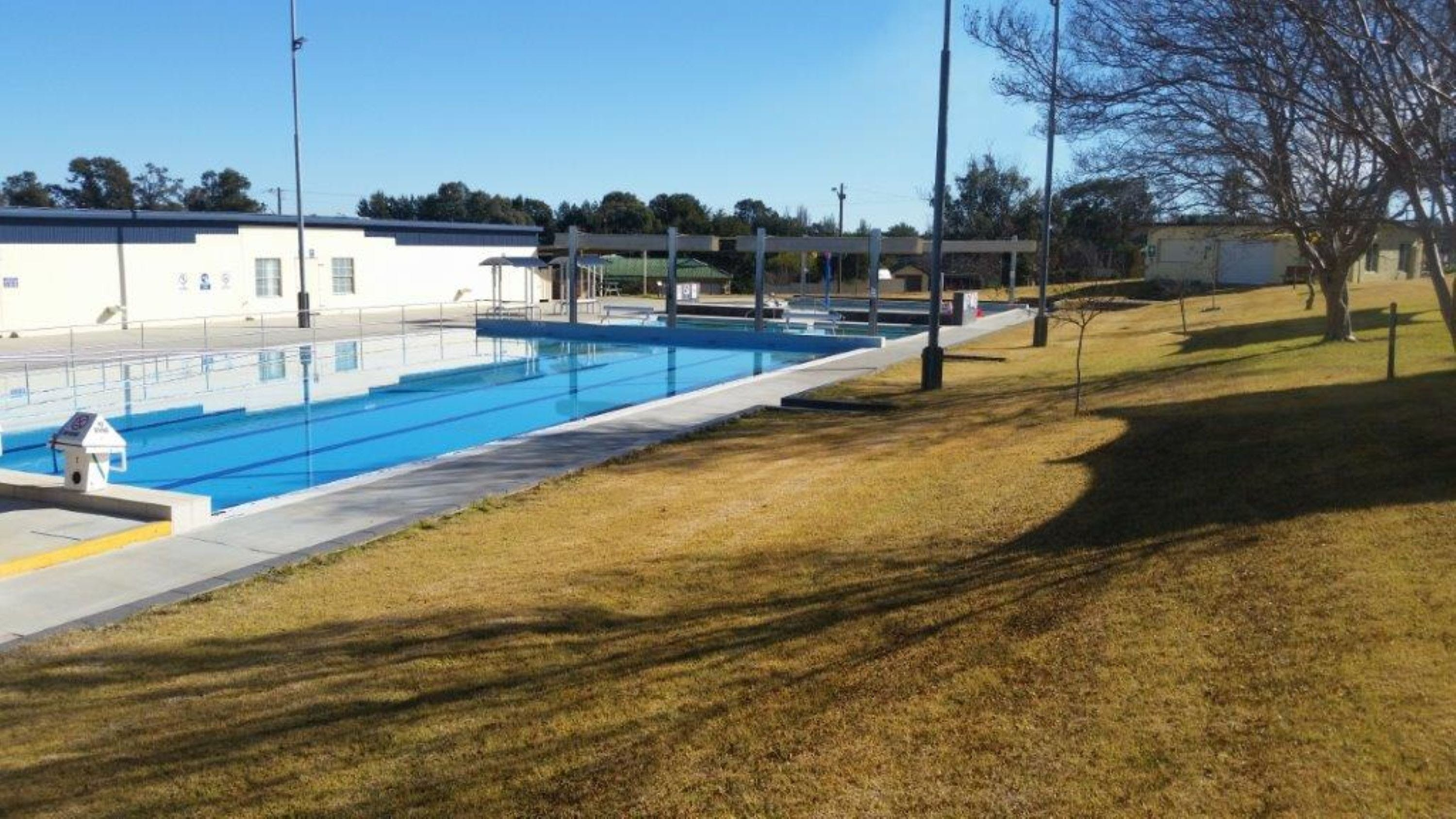 Canowindra Swimming Pool - Accommodation Search