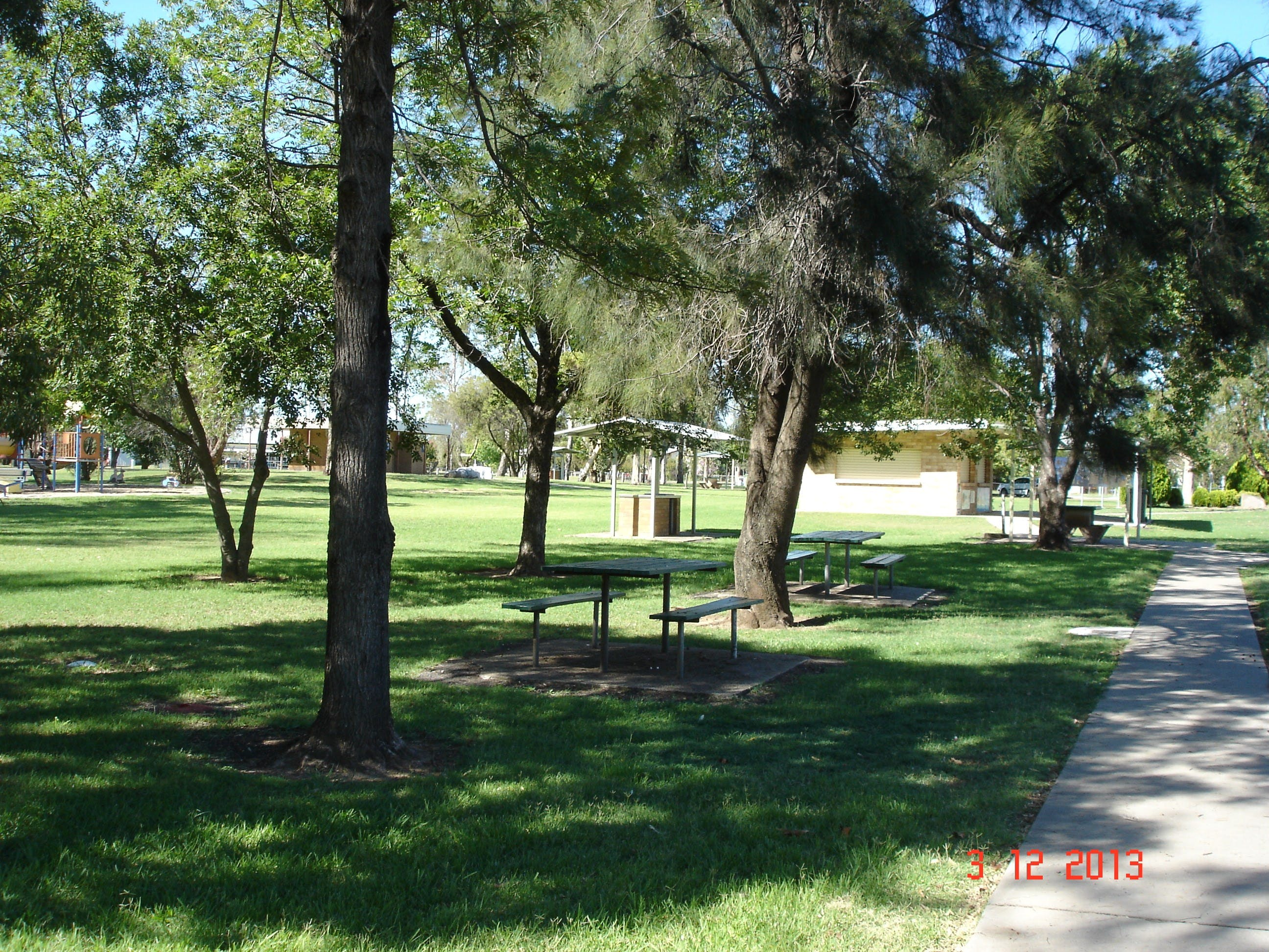 Inglewood Apex-Lions Park - Accommodation Search