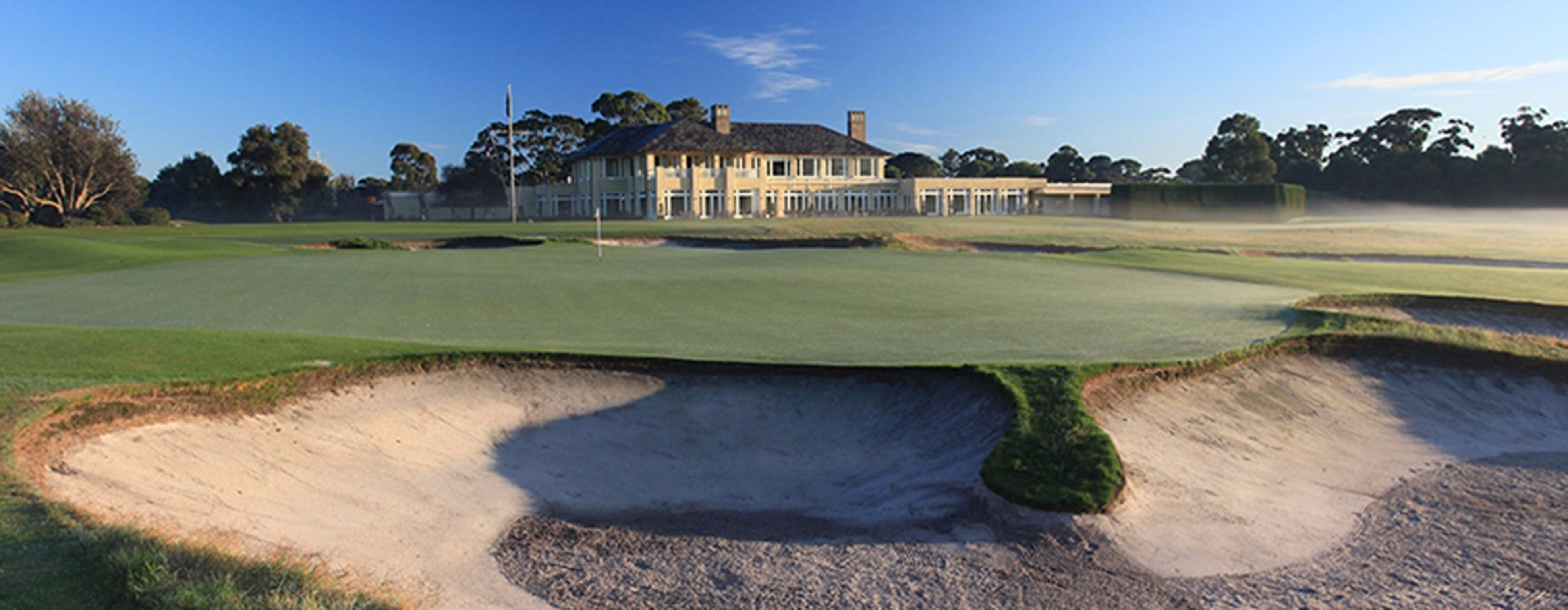 The Royal Melbourne Golf Club - Accommodation Search