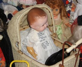 Little Darlings Doll Museum and Coffee Shop - Accommodation Search