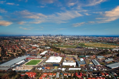 Melbourne Showgrounds - Accommodation Search