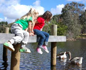 Vasse River and Rotary Park - Accommodation Search