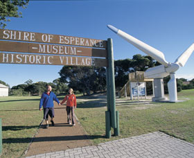 Esperance Municipal Museum - Accommodation Search