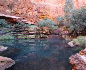 Gorge Rim Walk Dales Gorge - Accommodation Search