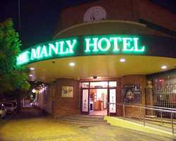 The Manly Hotel - Accommodation Search