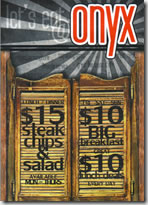 Onyx Restaurant Tapas  Cocktail Bar - Accommodation Search