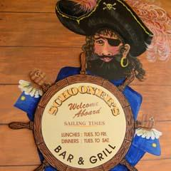 Schooners Bar  Grill - Accommodation Search