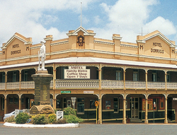 Heritage Hotel Motel - Accommodation Search