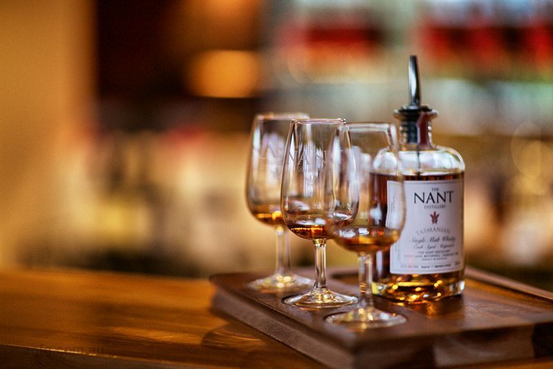 Nant Whisky Bar Salamanca - Accommodation Search