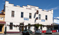 Shire Hall Hotel - Accommodation Search
