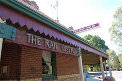 Railway Hotel - Accommodation Search