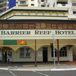 The Barrier Reef Hotel - Accommodation Search