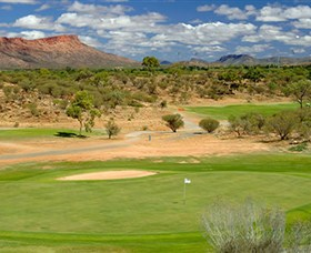 Alice Springs Golf Club - Accommodation Search
