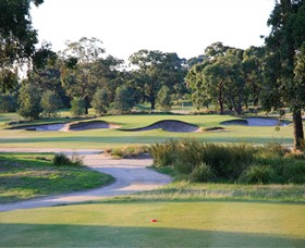 Huntingdale Golf Club - Accommodation Search