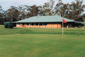 Echunga Golf Club Incorporated - Accommodation Search