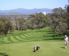 Fairbairn Golf Club - Accommodation Search