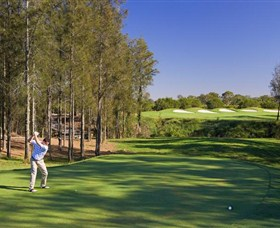 Hunter Valley Golf and Country Club - Accommodation Search