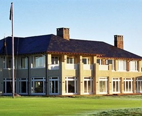 Royal Melbourne Golf Club - Accommodation Search