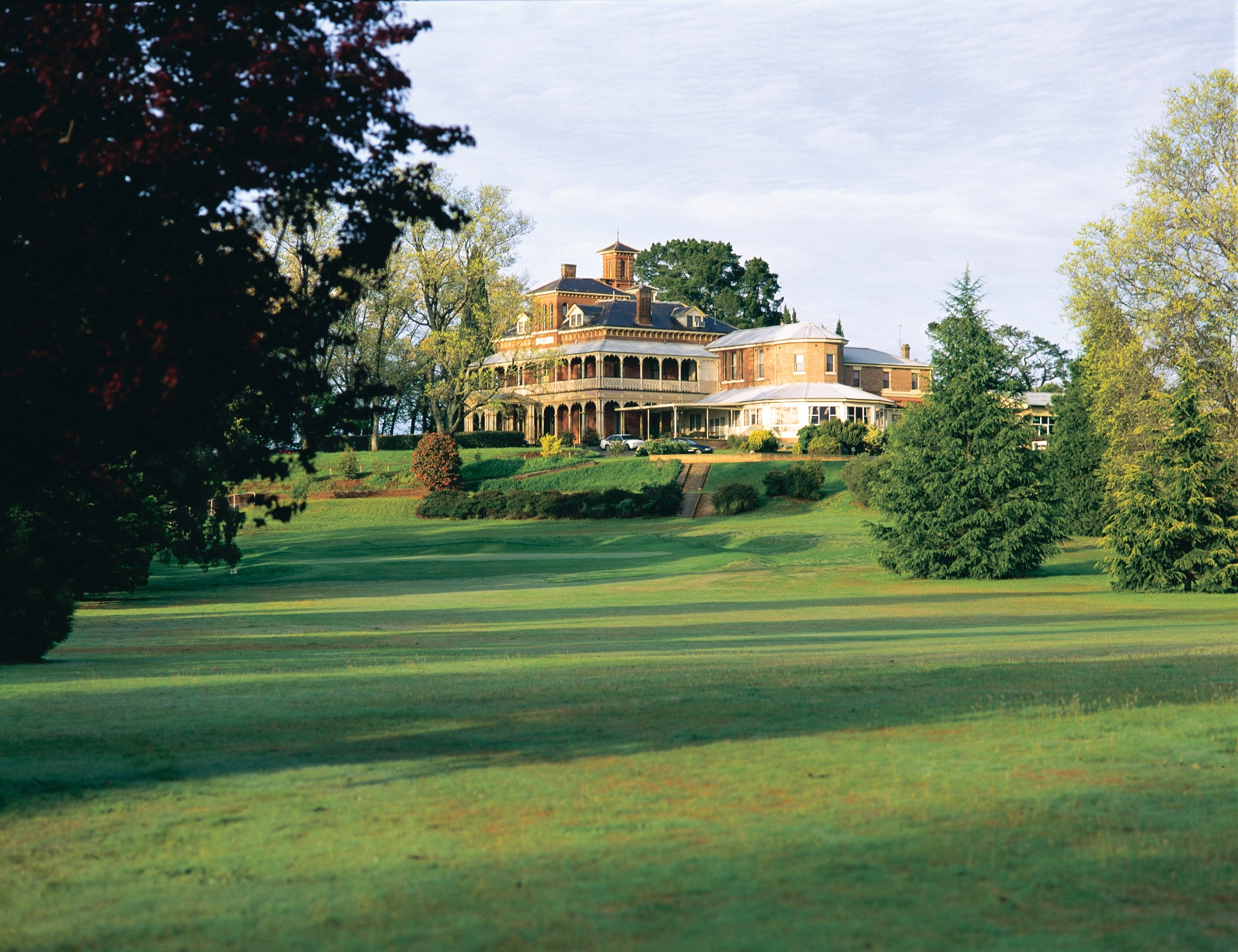 Duntryleague Golf Club - Accommodation Search