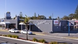 Bellevue Hotel Tuncurry - Accommodation Search