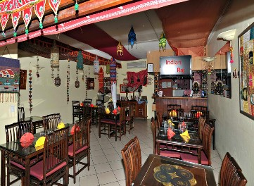 Raj Indian Restaurant - Accommodation Search