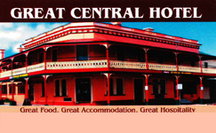 Great Central Hotel - Accommodation Search