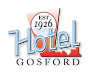 Hotel Gosford - Accommodation Search