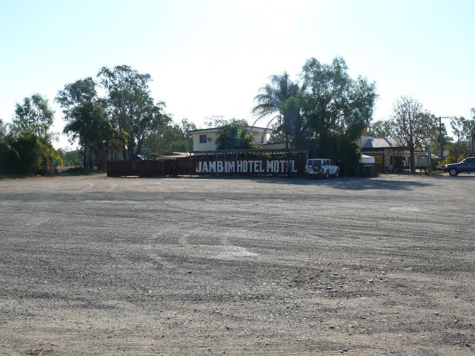 Jambin Hotel-Motel - Accommodation Search