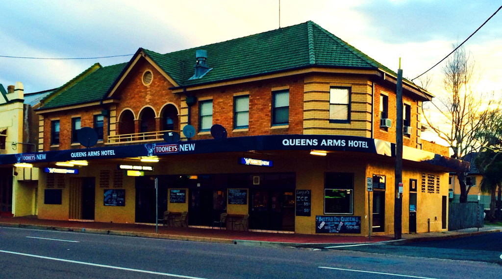 Queens Arms Hotel - Accommodation Search