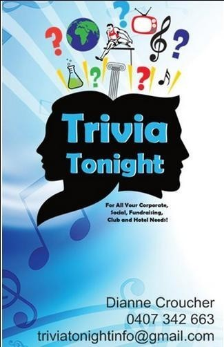 Trivia Tonight - Accommodation Search