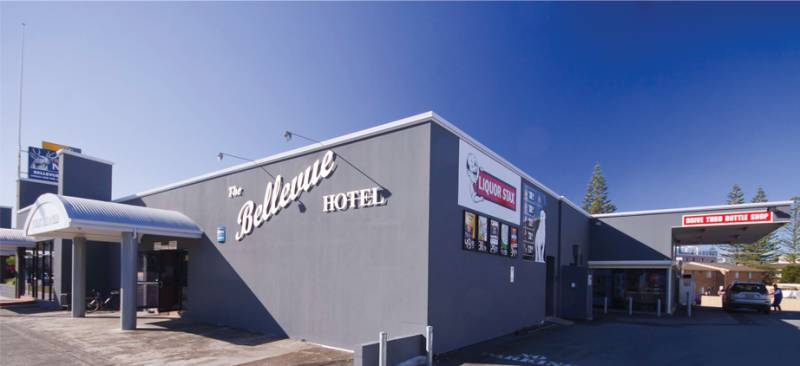 Bellevue Hotel - Accommodation Search