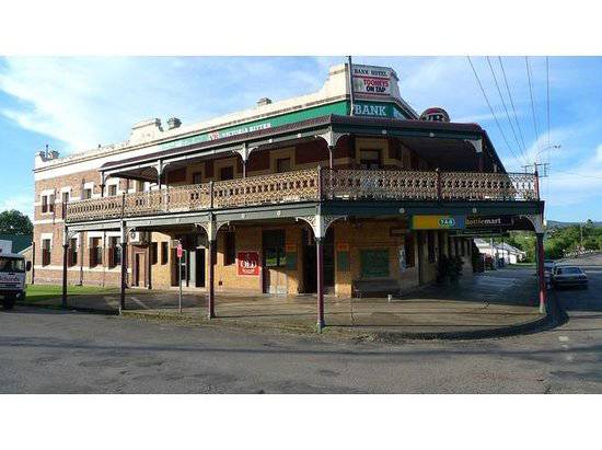 Bank Hotel Dungog - Accommodation Search