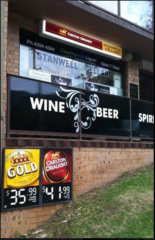Stanwell Cellars - Accommodation Search