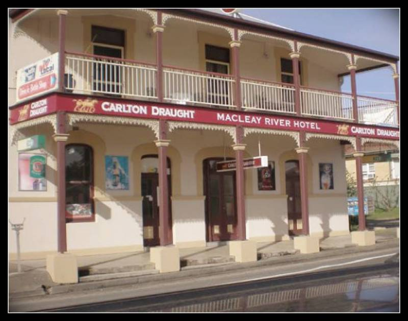 Macleay River Hotel - Accommodation Search