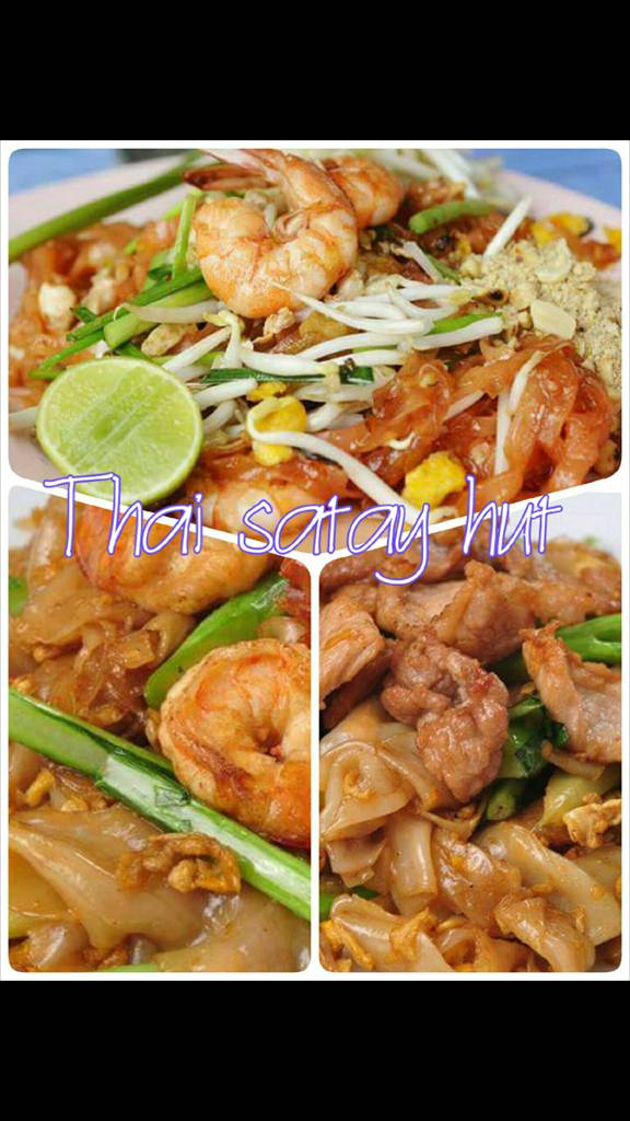 Thai Satay Hut - Accommodation Search