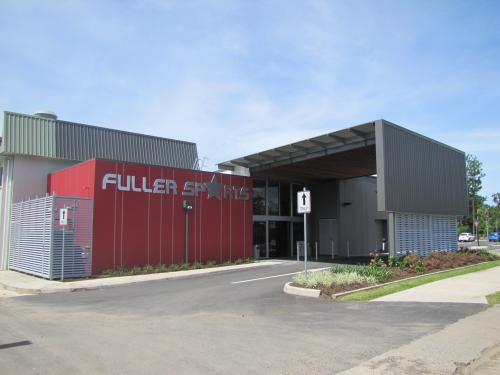 Fuller Sports Club - Accommodation Search