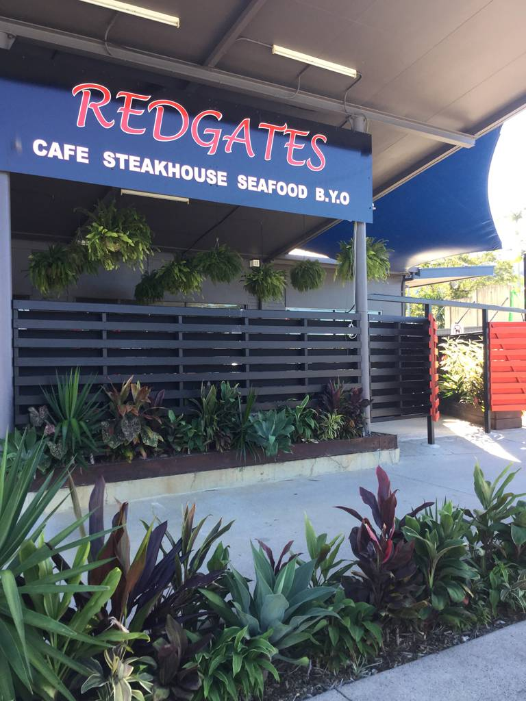Redgates Caf Steakhouse Seafood - Accommodation Search