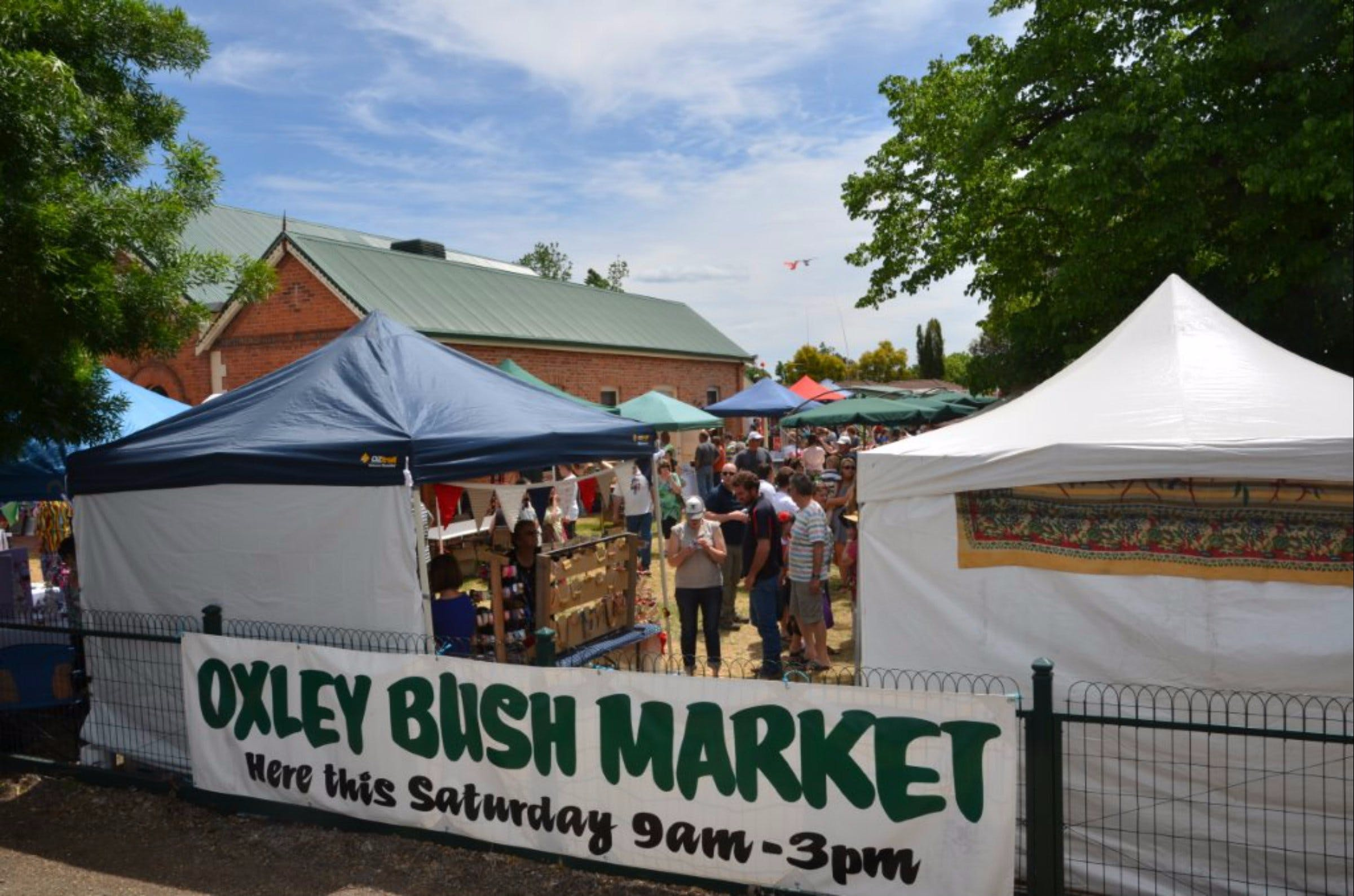 41st Annual Oxley Bush Market - Accommodation Search