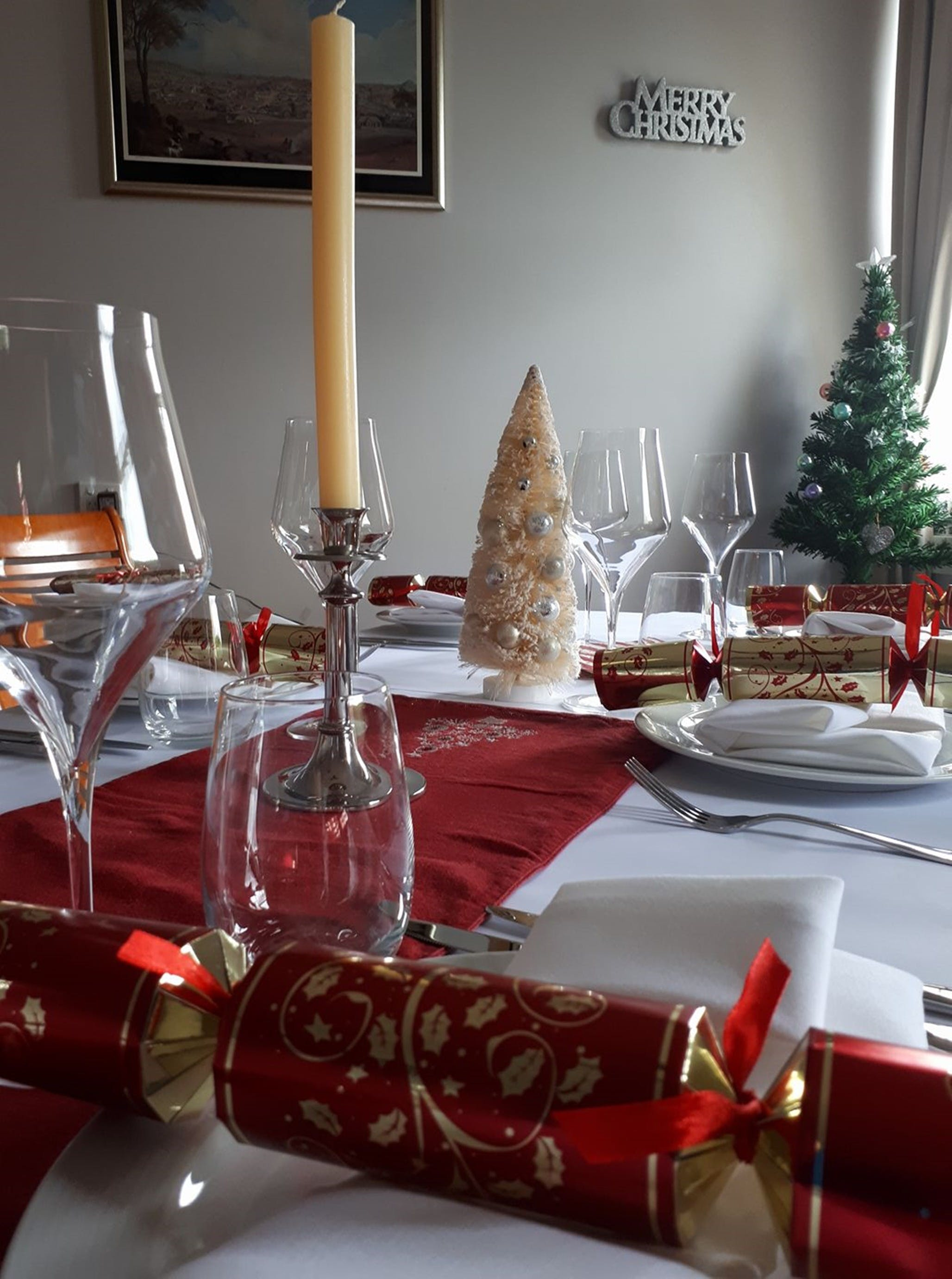 Christmas Day Lunch - Accommodation Search
