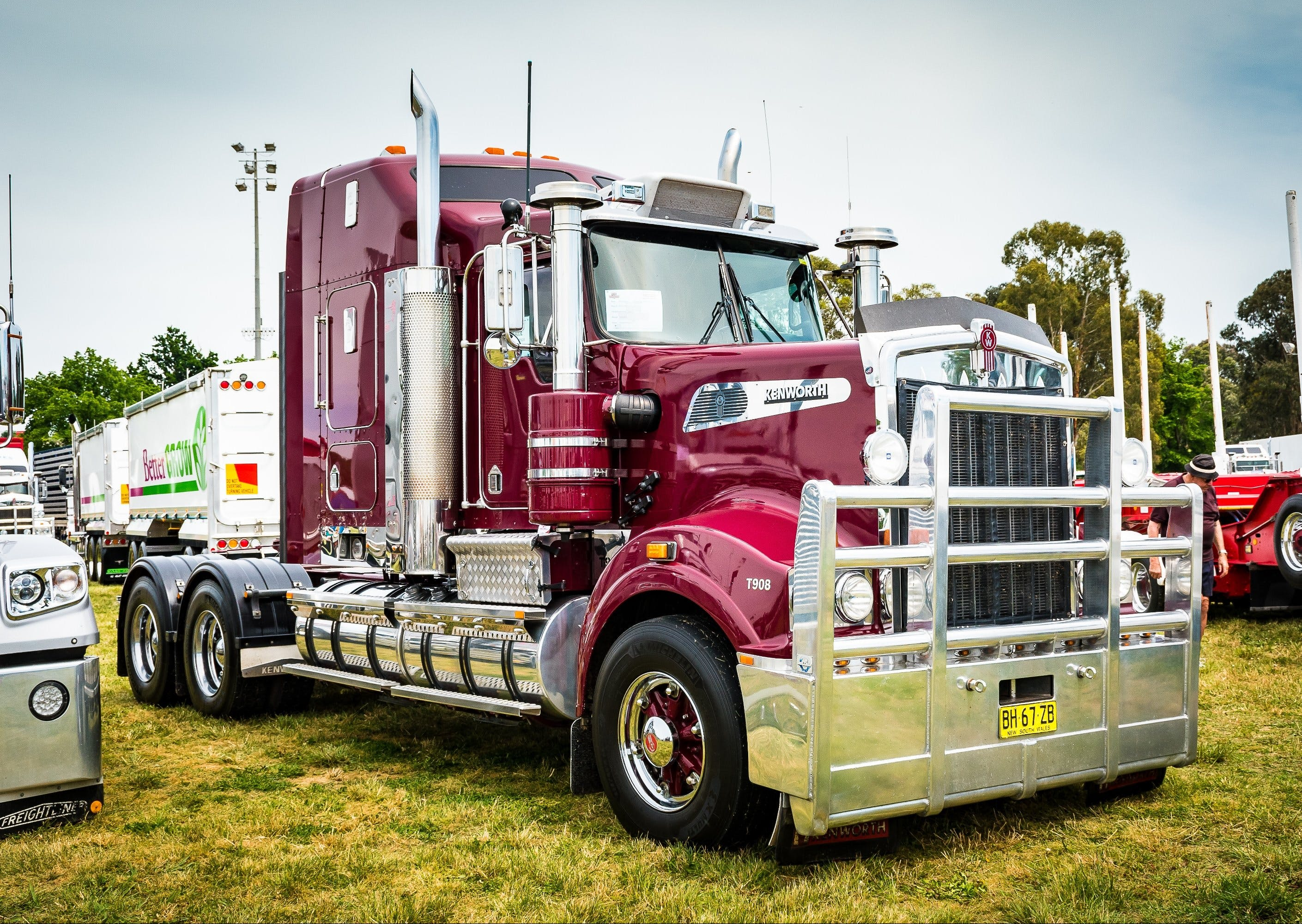 Dane Ballinger Memorial Truck Show - Accommodation Search