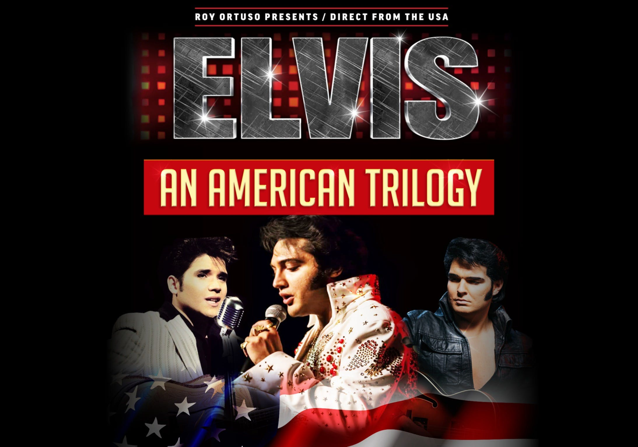 Elvis - An American Trilogy - Accommodation Search