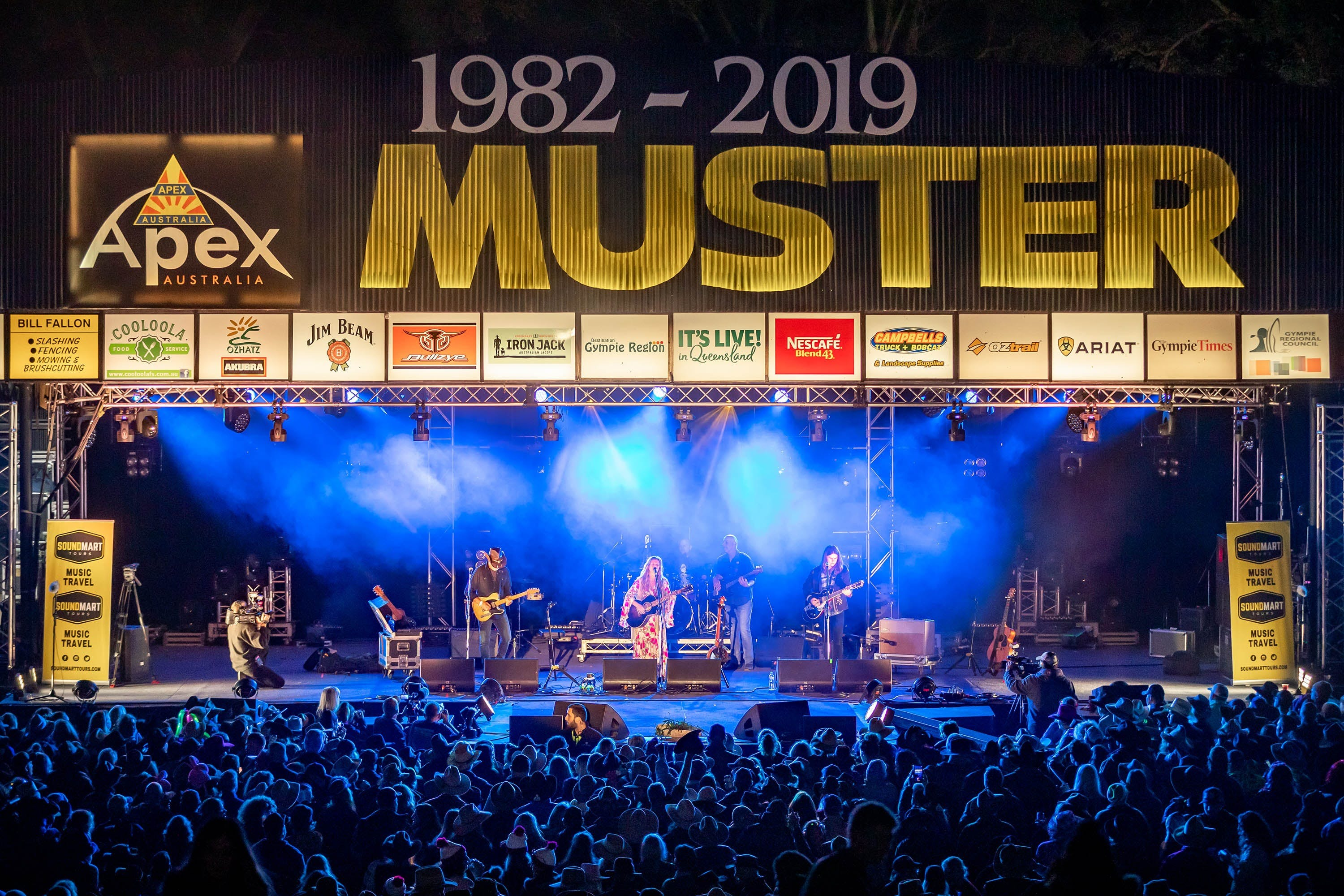 Gympie Music Muster - Accommodation Search