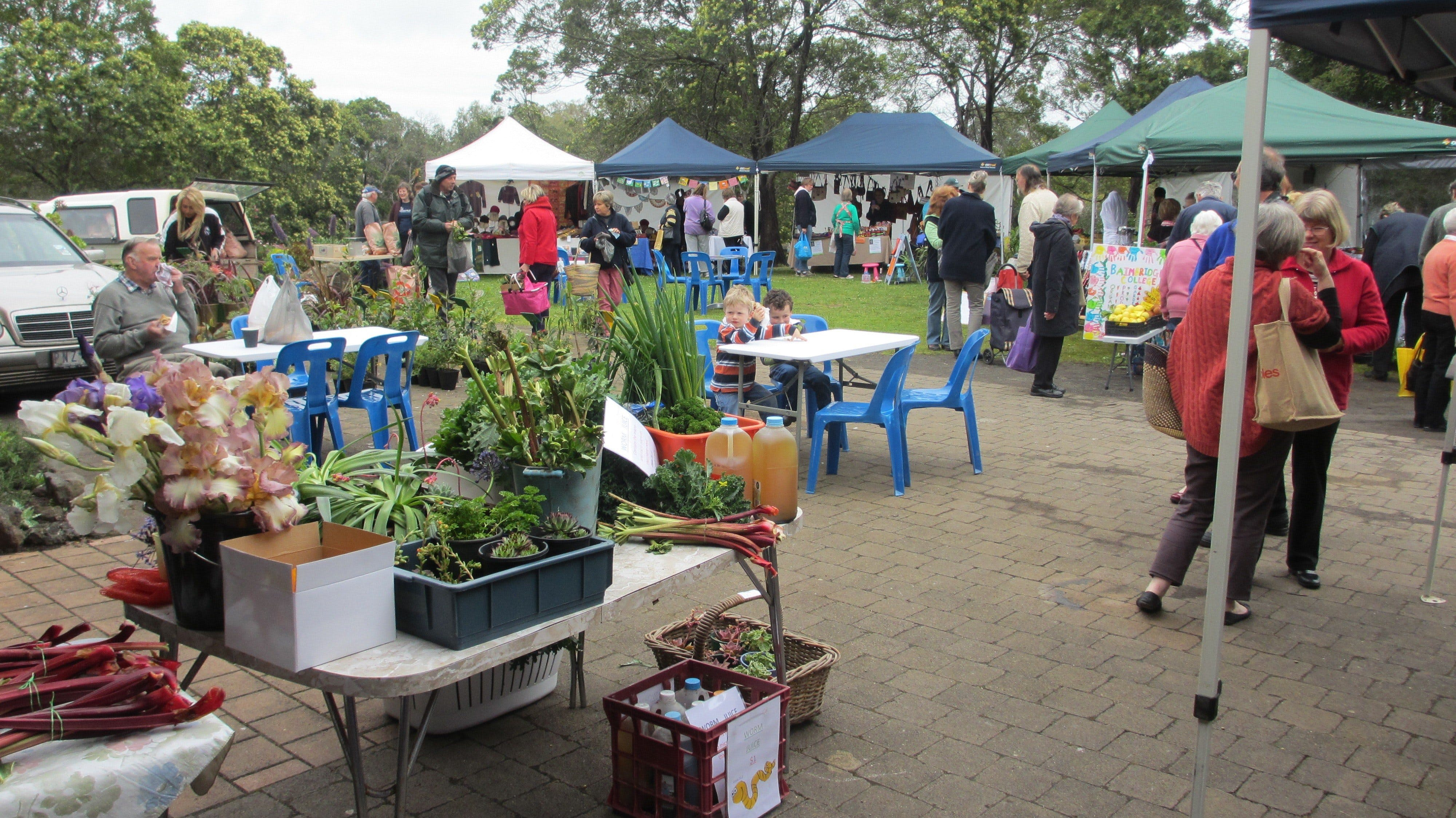 Hamilton HIRL Farmers and Craft Market - Accommodation Search
