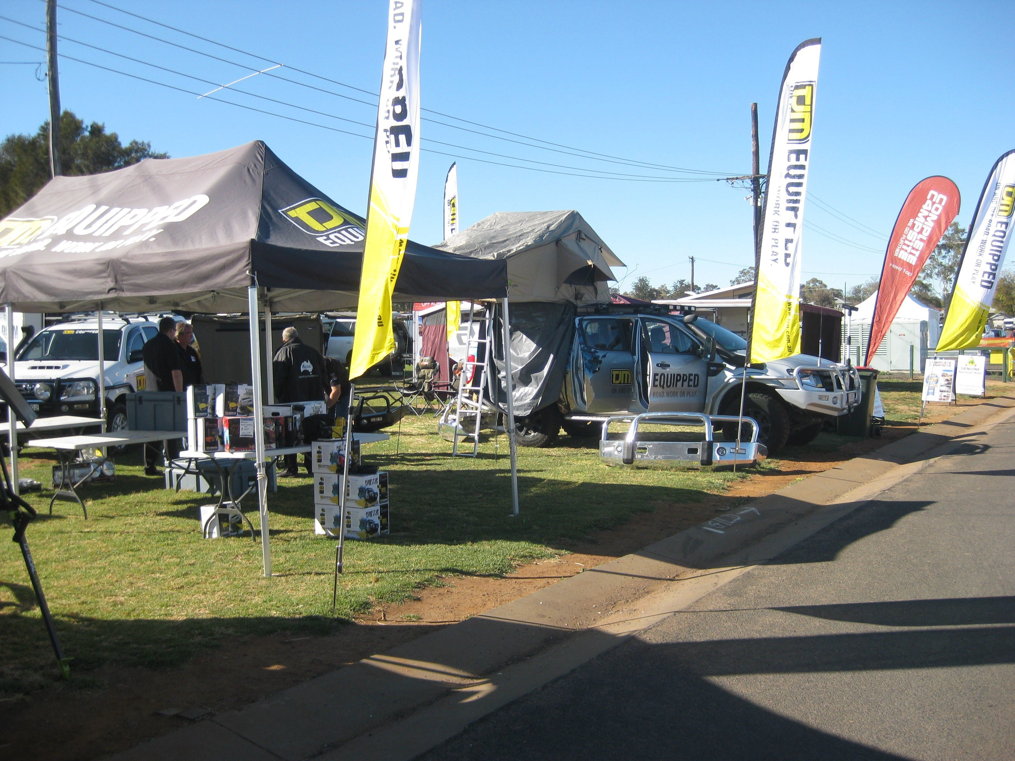 Orana Caravan Camping 4WD Fish and Boat Show - Accommodation Search