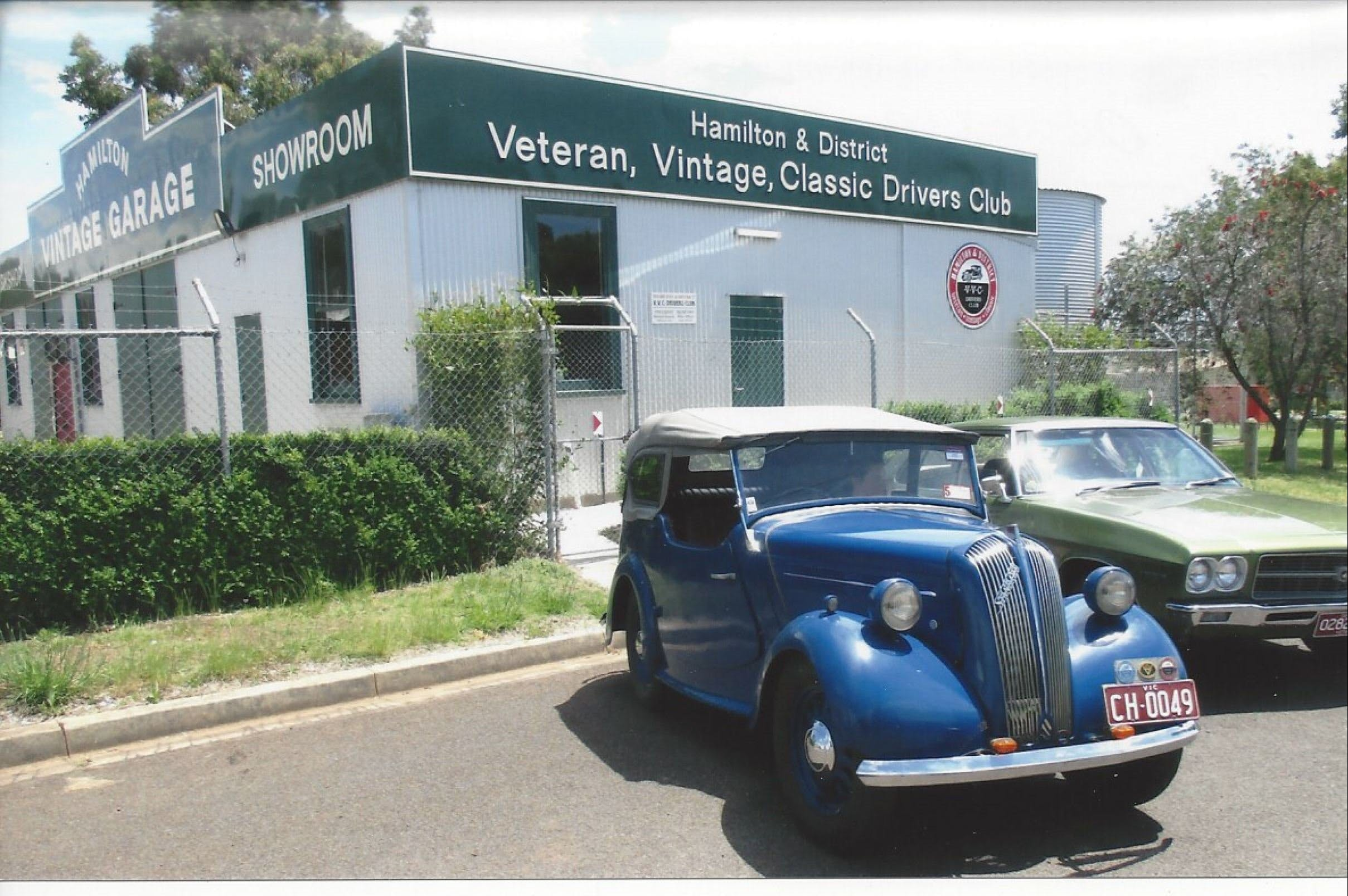 Queens Birthday Veteran Vintage and Classic Car Rally - Accommodation Search