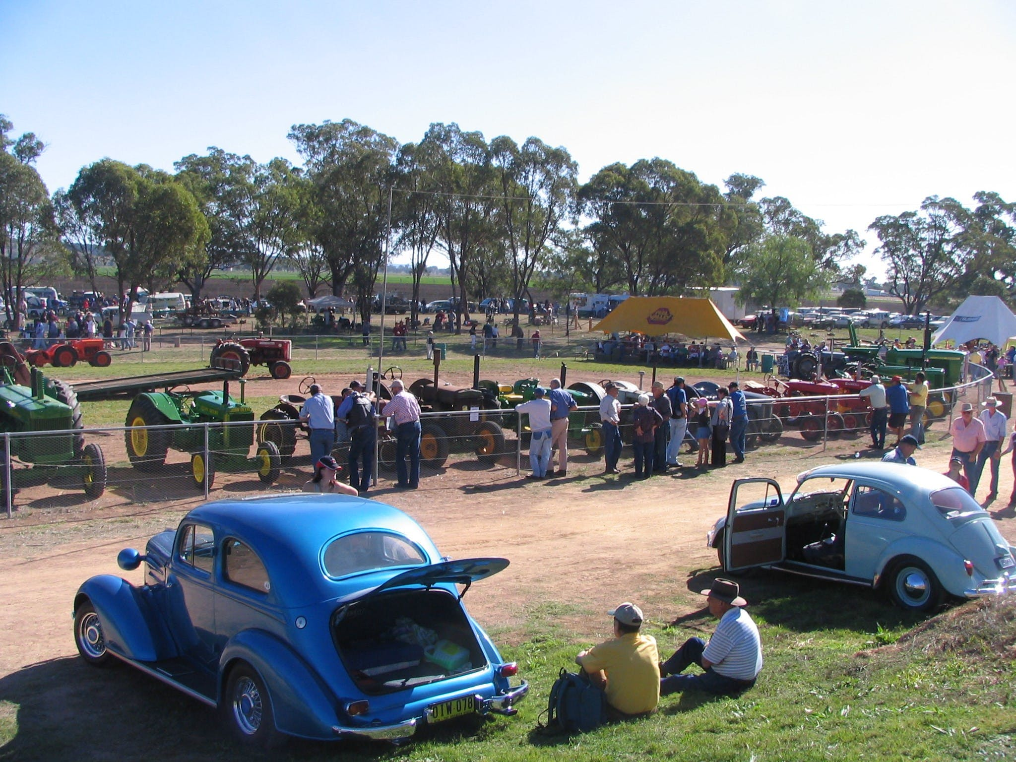 Quirindi Rural Heritage Village - Vintage Machinery and Miniature Railway Rally and Swap Meet - Accommodation Search