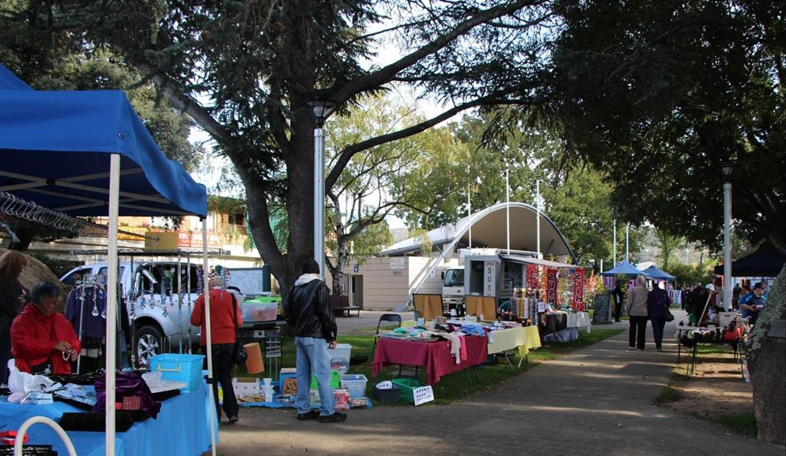 Cooma Rotary Markets - Accommodation Search