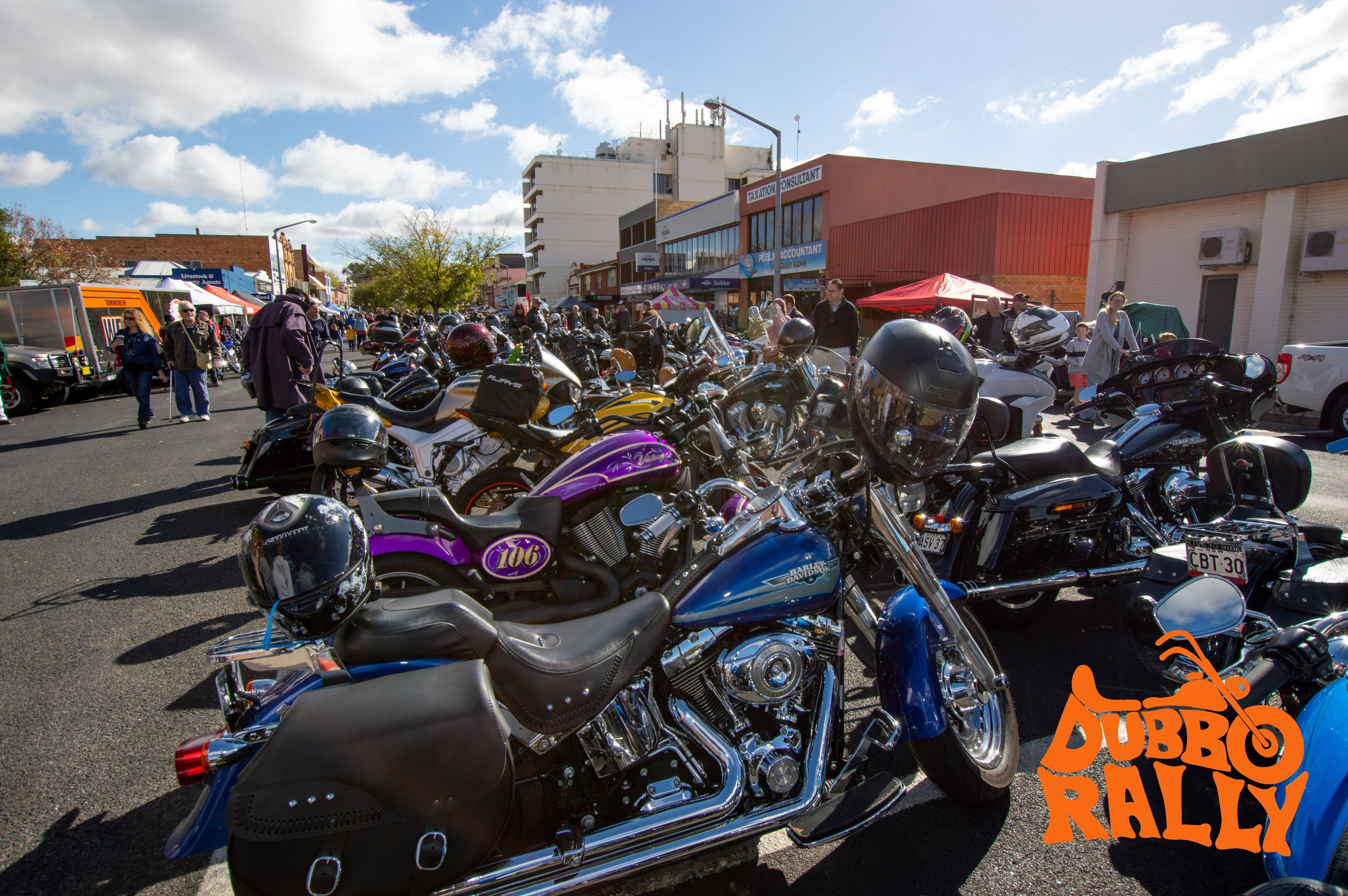 Dubbo Motor Bike Rally - Accommodation Search
