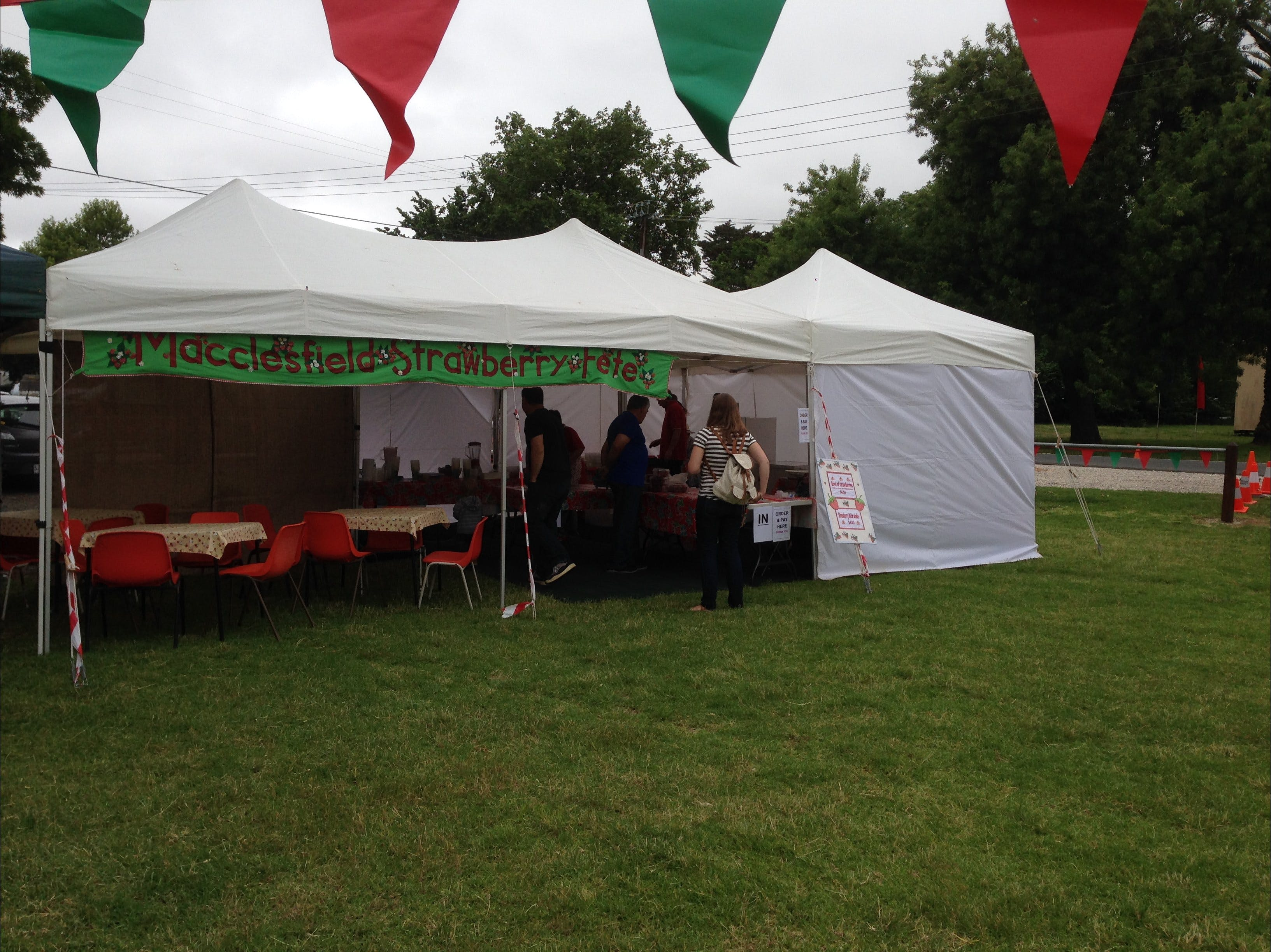 Macclesfield Strawberry Fete - Accommodation Search