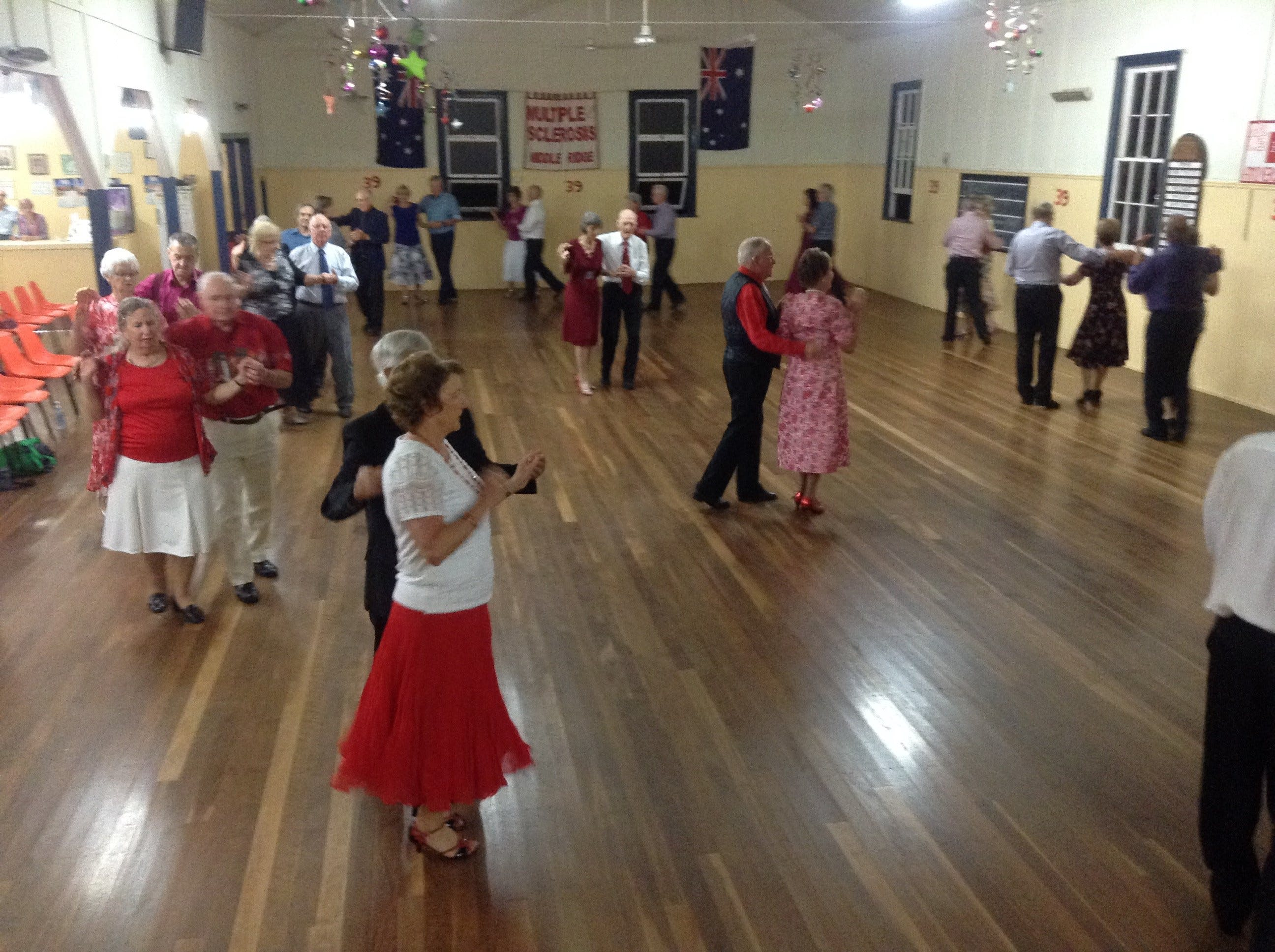 Old Time Dance - Accommodation Search